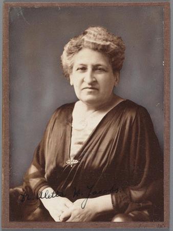 Aletta Jacobs (1854-192)