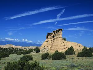 Rock Formations, Bandelier National Monument, New Mexico, Usa by Alex Adams