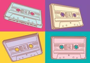 Audio Cassettes by Alex_Bond