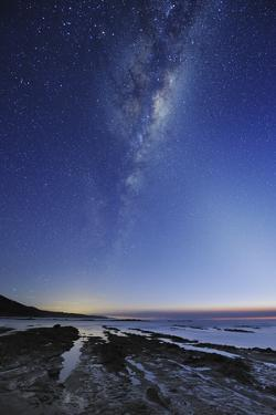 Milky Way Over Cape Otway, Australia by Alex Cherney