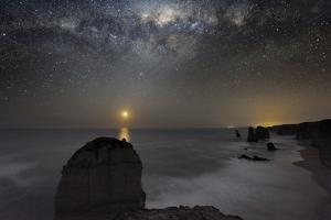 Milky Way Over Shipwreck Coast by Alex Cherney