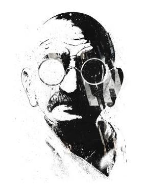 Gandhi by Alex Cherry