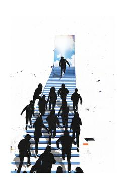 Stairway to Heaven by Alex Cherry