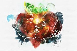 Strawberry Swing by Alex Cherry