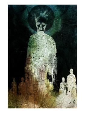 The Dead Walk by Alex Cherry
