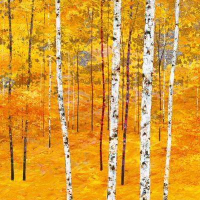 Iridescent Trees IV
