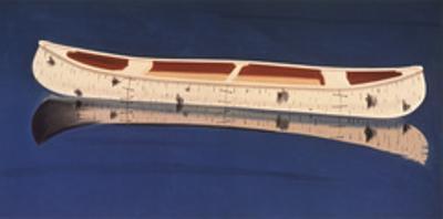 Canoe by Alex Katz