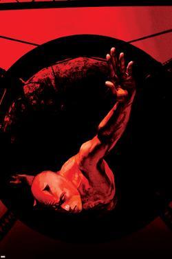 Daredevil No.58 Cover: Daredevil by Alex Maleev
