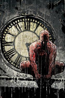 Daredevil No.62 Cover: Daredevil by Alex Maleev