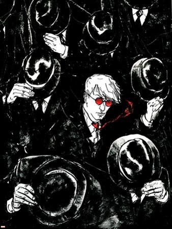 Daredevil No.68 Cover: Murdock and Matt by Alex Maleev