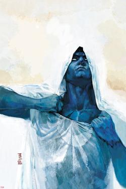 Moon Knight No.9 Cover by Alex Maleev