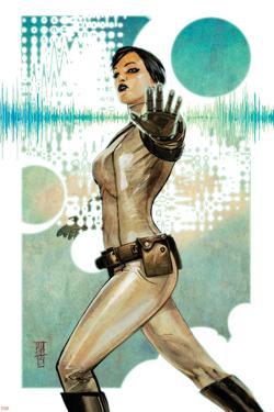 Secret Avengers #9 Cover: Quake by Alex Maleev