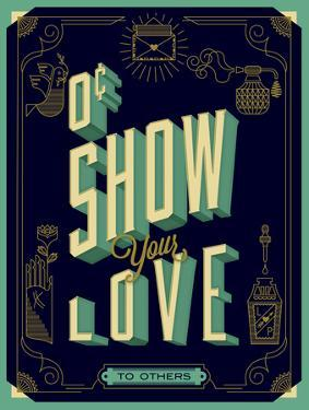 Show Your Love by Alex Perez