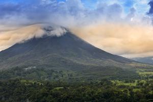 Central America, Costa Rica, La Fortuna, Arenal Volcano and National Park by Alex Robinson