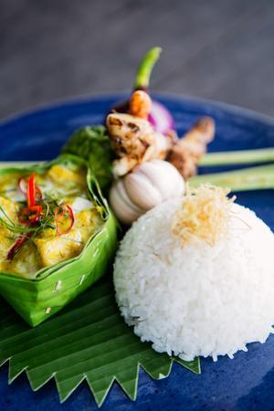 Thai Yellow Curry, Thailand, Southeast Asia, Asia by Alex Robinson