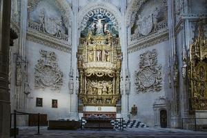 Tomb of the Constables of Castile, Burgos Cathedral, UNESCO World Heritage Site by Alex Robinson