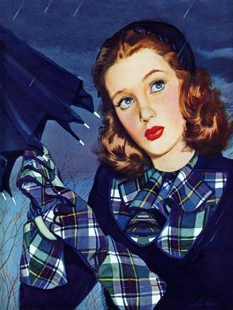 """April Shower,"" April 8, 1944"