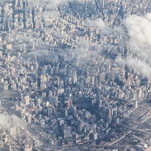 An Aerial View of Sao Paulo, Brazil by Alex Saberi