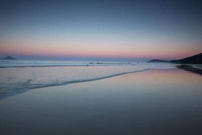 Juquehy Beach at Sunrise by Alex Saberi