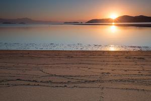 Paraty Beach in Rio De Janeiro State at Sunrise by Alex Saberi