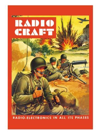 Radio-Craft: Ground Troops