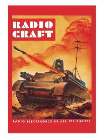 Radio-Craft: Tank