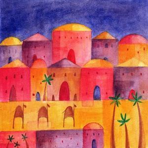 Bethlehem by Starlight, 2001 by Alex Smith-Burnett