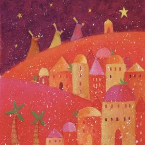 Three Kings Following a Star, 2001 by Alex Smith-Burnett