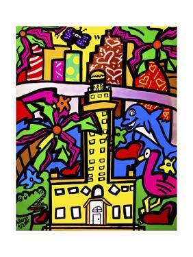 Miami the Magic City by Alex Vera