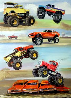 Monster Truck, 2008 by Alex Williams