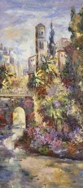 Mediterranean Summer II by Alexa Kelemen