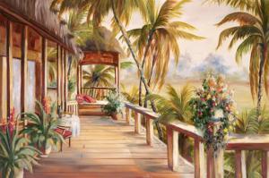 Tropical Retreat II by Alexa Kelemen
