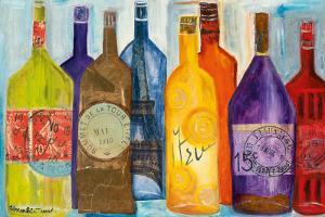 Viva la Bourgogne by Alexa Tava