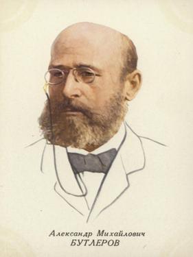 Alexander Butlerov, Russian Chemist