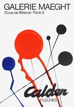 Expo Fleches by Alexander Calder