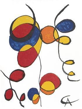 Spirales by Alexander Calder