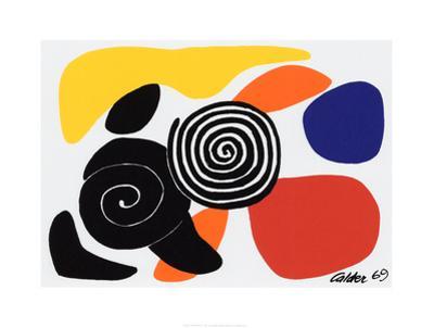 Spirals and Petals, c.1969