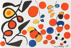 Untitled - I by Alexander Calder