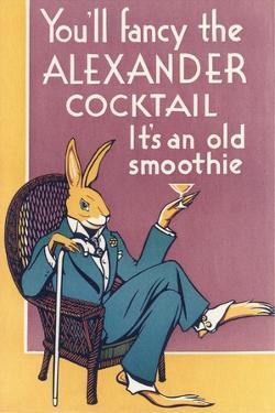 Alexander Cocktail, Old Smoothie
