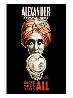 Alexander Crystal Seer