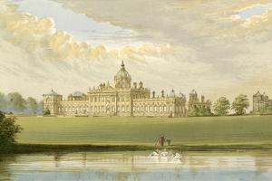 Castle Howard by Alexander Francis Lydon