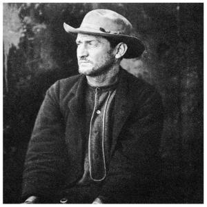 Edward Spangler, Member of the Lincoln Assassination Plot, 1865 by Alexander Gardner
