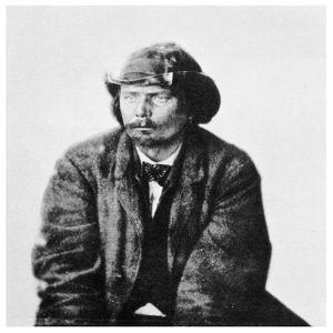 George Atzerodt, Member of the Lincoln Assassination Plot, 1865 by Alexander Gardner