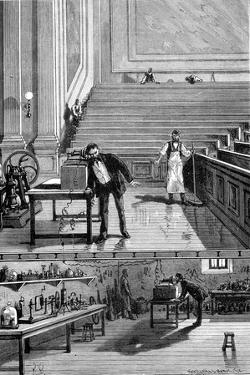 Alexander Graham Bell (1847-192), Scottish-Born American Inventor, 1883