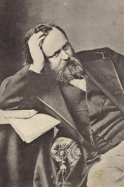 Alexander Herzen, Russian Writer and Philosopher