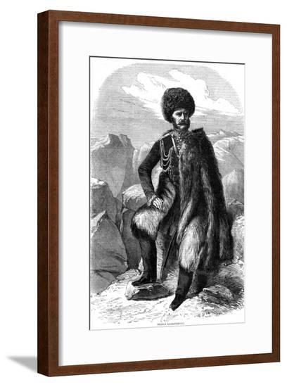Alexander Ivanovich Prince Baryatinski--Framed Giclee Print
