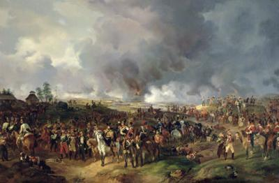The Battle of the Nations of Leipzig, 1813