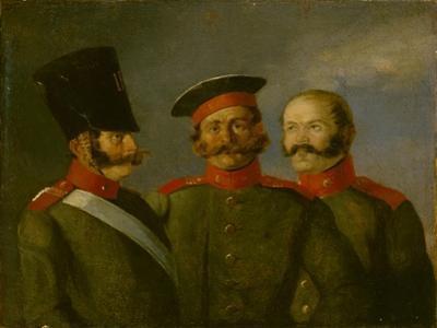 Tsar's Nicholas I Life Guards, Second Quarter of the 19th Cen