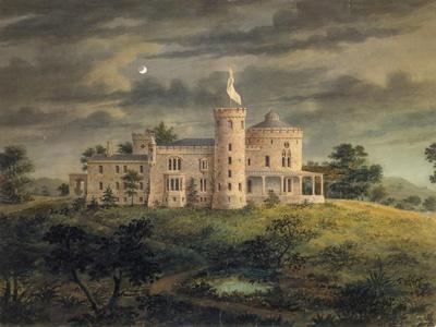 Ericstan, Tarrytown, 1855