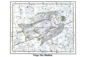 Virgo the Maiden by Alexander Jamieson